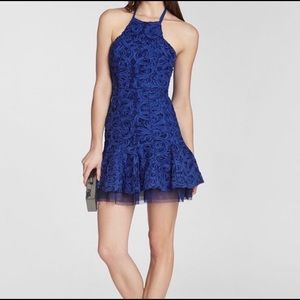 Flirty BCBG mini dress!